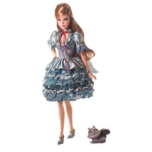 <em>Alice in Wonderland</em> Barbie&#174; Doll