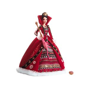 <em>Queen of Hearts</em> Barbie&#174; Doll
