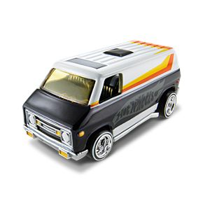 8th Annual Hot Wheels® Collectors Nationals Real Riders® '70s Van