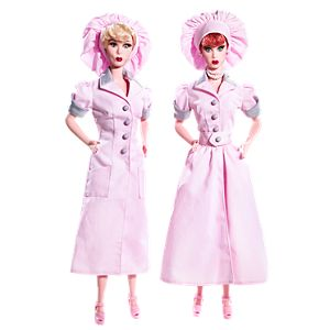 <em>I Love Lucy</em> Dolls &#8220;Job Switching&#8221;