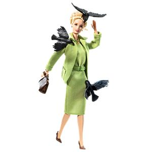"Alfred Hitchcock's ""The Birds"" Barbie® Doll"