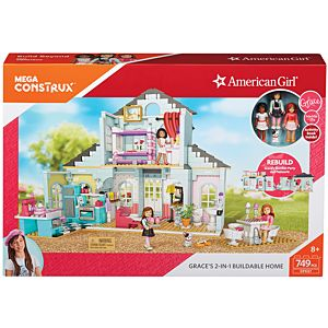 Mega Bloks® American Girl® Grace's 2-in-1 Buildable Home