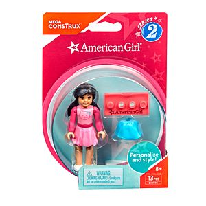 Mega Bloks® American Girl Pink Kitty Mini Figure