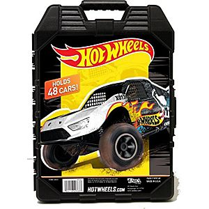 Hot Wheels Molded 48 Car Case