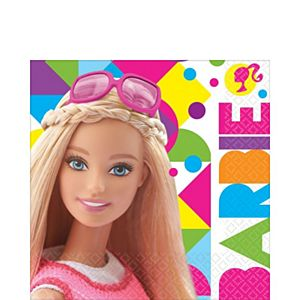 Barbie Lunch Napkins 16ct