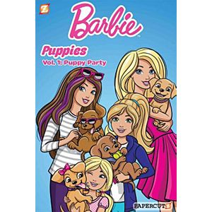 Barbie Puppies 1 ( Barbie Puppies) (Hardcover)