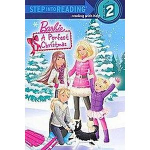 Barbie A Perfect Christmas ( Step into Reading, Step 2) (Paperback)