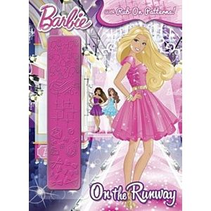 On the Runway ( The Barbie) (Paperback) by Mary Man-Kong