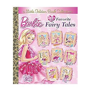 Barbie 9 Favorite Fairy Tales (Media Tie-In) (Hardcover)