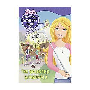 The Haunted Boardwalk (Hardcover)