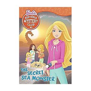 The Secret Sea Monster (Hardcover)