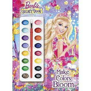 Make Colors Bloom (Paperback) by Mary Man-Kong