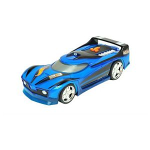 Hot Wheels Hyper Racer Light and Sound Spin King