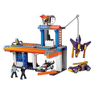 Mega Bloks Hot Wheels Break-Out Station