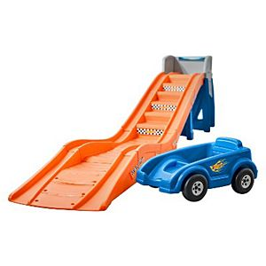 Step 2 Hot Wheels Extreme Thrill Coaster