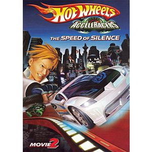 Hot Wheels AcceleRacers, Vol. 2: The Speed of Silence (Widescreen)