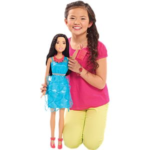 Barbie 28-inch Doll, Asian
