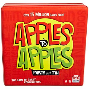 APPLES to APPLES® Party Box Tin - The Game of Hilarious Comparisons!