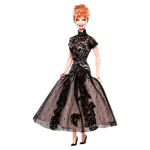 Lucille Ball <em>Legendary Lady of Comedy</em> Barbie&#174; Doll