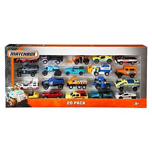 Matchbox® 20 Car Pack