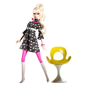 Pop Life™ Barbie® Doll