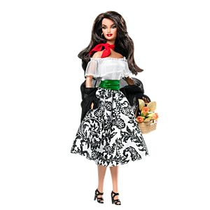 <em>Italy</em> Barbie&#174; Doll
