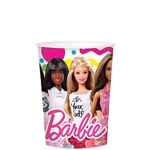 Barbie Favor Cup
