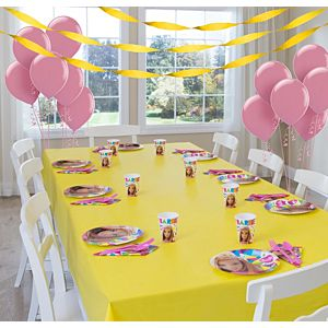 Barbie Party Supplies Basic Party Kit for 8 Guests