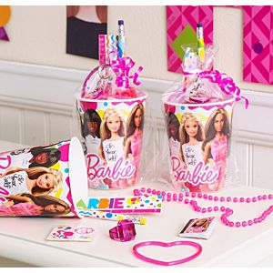 Barbie Kit Super Favor Kit for 8 Guests