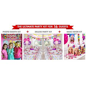 Barbie Party Supplies Ultimate Party Kit