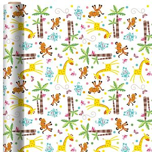Fisher-Price Baby Shower Gift Wrap