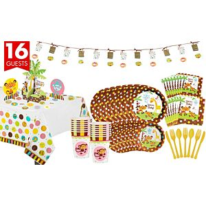 Fisher-Price ABC Baby Shower Kit 16 guests