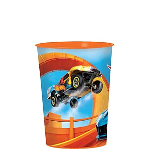 Hot Wheels Favor Cup