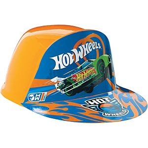 Hot Wheels Plastic Hat