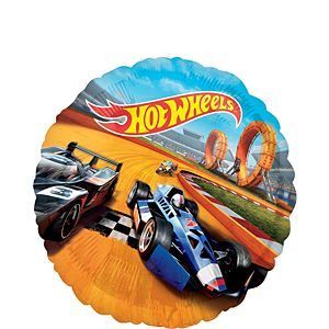 Hot Wheels Balloon