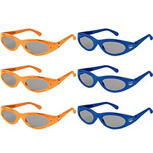 Hot Wheels Sunglasses 6ct
