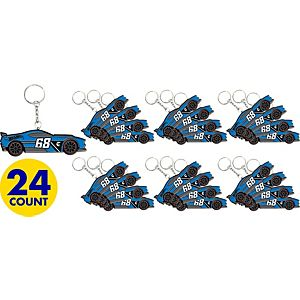 Hot Wheels Keychains 24ct