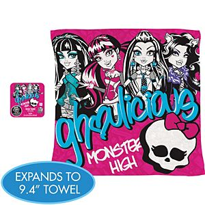 Monster High Grow Towel