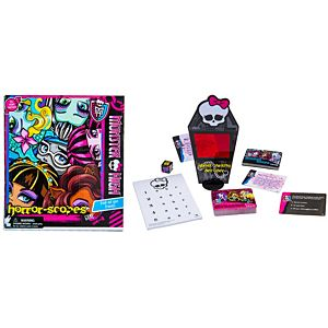 Horror-Scopes Game - Monster High