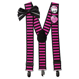 Monster High Suspenders