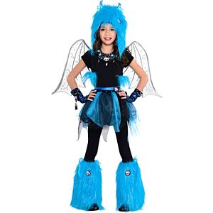 Girls Gargoyle Monster High Costume