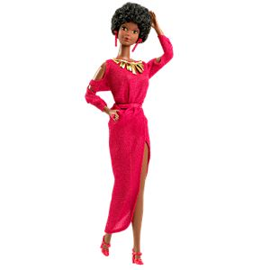 <em>Black</em> Barbie&#174; Doll