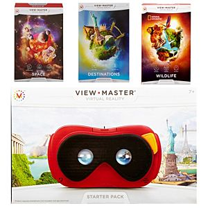 SPECIAL OFFER! View-Master® Virtual Reality Ultimate Gift Set