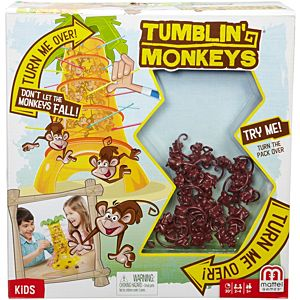 Tumblin' Monkeys Game