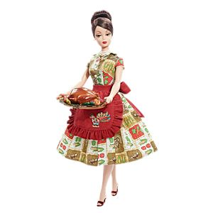 Thanksgiving Feast™ Barbie® Doll