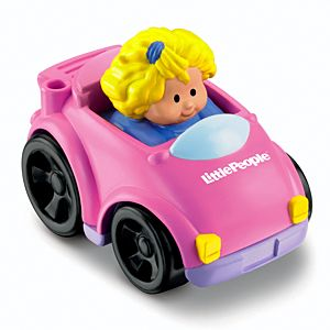 Little People® Wheelies™ Coupe