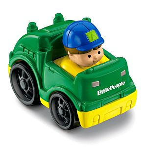 Little People® Wheelies™ Recycling Truck