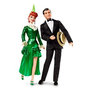 <em>I Love Lucy&#174;</em> Lucy And Ricky Gift Set
