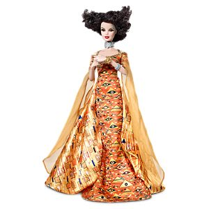 Barbie&#174; Doll Inspired by <em>Gustav Klimt</em>