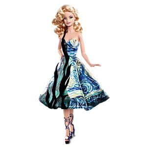 Barbie&#174; Doll Inspired by <em>Vincent van Gogh</em>